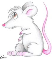 Little Rat by woxys