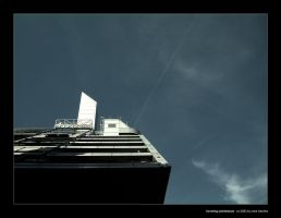 hovering architecture by olddragon
