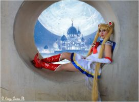 Super Sailor Moon by UsagiChan84