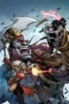 PATHFINDER: HOLLOW MOUNTAIN #4 COVER color by CarlosGomezArtist