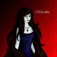 Marceline The Vampire Queen by starlover4ever