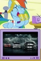 Car Pony TV Meme 9 by Ricky47