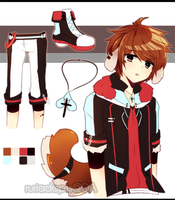 [CLOSED] Adopt- Pup 01 by Ruri-Adopts
