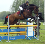 Jumping stock 40 by ByMelody