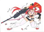 Yoko Littner by Azure-Dragon-Seiryu