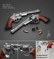 Winegrower's .44 Magnum by ivancg