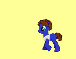 Harry Styles as a MLP (Wallpaper) by WolfieMaster