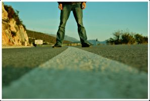 Back on the road again by chatast
