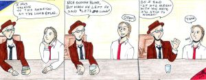 Bottom Funnies LA Agent by GlamourousGlue