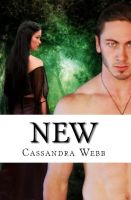 Book cover - New by Cassandra Webb by CathleenTarawhiti