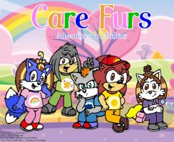 We are the Care Furs by RyanEchidnaSEAL