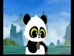 YooHoo And Friends RingRing Panda Cartoon by PoKeMoNosterfanZG