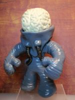 Glow Brain Space Ranger by hellgnome