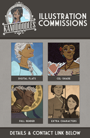 Commission info (Updated February 2015) by kamidoodles