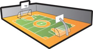 Sports square by wender