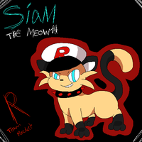 Siam the Meowth REF by Thiefing