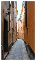 Alley by xuvi