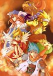 fanart Breath Of Fire 3 by Erika1991