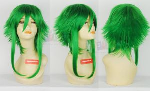 Gumi Wig from Vocaloid by Cosplayfu