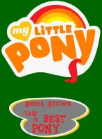 Best Pony Amber Autumn Leaf by awesome992