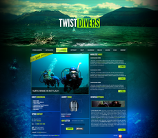 Twist Divers by Bob-Project