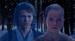Anakin Skywalker And Rey, The Chosen Ones by JJ-Squiz