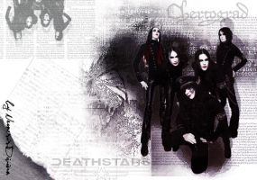 Deathstars -group- blend by NemesisDivina666
