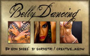 Icon Bases: Belly Dancing by Sardistri