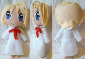 Prize: Canada in Nightgown Sm. MiniChibi by mihijime