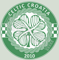 Croatia Celtic Logo by croatian-power-zgb