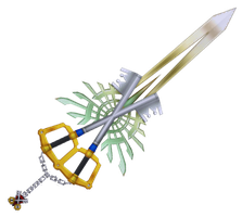 A Weapon Of Light And Darkness by kingdomheartsventus7