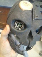 Corvo's Mask from Dishonored by Crowbariswin