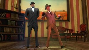 Jeeves and Wooster by MrComrade