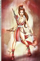 Mai Shiranui Kass Version by Kassworkshop