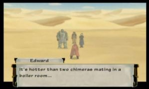 Best Line in FMA2 Curse of the Crimson Elixir by JoeyWheelerFanatic