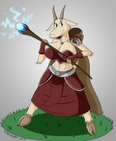 Mage Goat by Spocky87