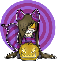 Cheshire Grin by echi-chan1
