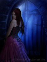 In the shadows... by trinilovechild