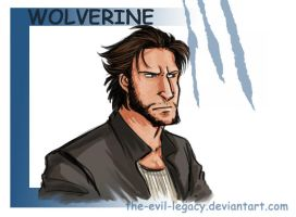 Wolverine by the-evil-legacy