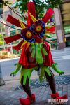 AZ 2013 - Skull Kid by Belle43