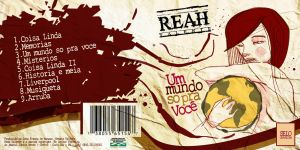 Reah COVER by luh-yart