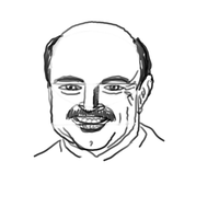 Dr. Phil by kwikdraw