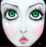 Insp. Allison Harvard by Xuang