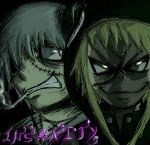 Medusa X Stein- Insanity by Black-sania
