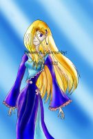 Astraia- Duchess of Solaria by Evilness321
