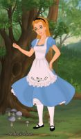 Alice of Wonderland by Kailie2122