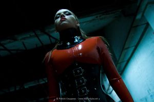 Kneel by kinkystyle
