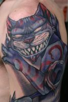 cheshire cat by Phedre1985