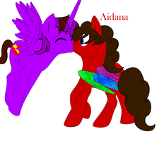 Me and Aidana (GB) by Madison02