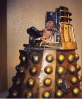 Tortured Dalek -Dr Who- by Flame900